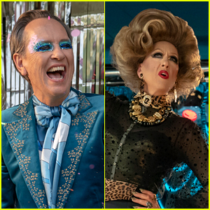 See Richard E. Grant in Drag in 'Everybody's Talking About Jamie' (Exclusive Photos)