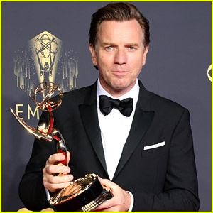 Ewan McGregor Can't Wait To Show His First Emmy Award To Baby Son Laurie