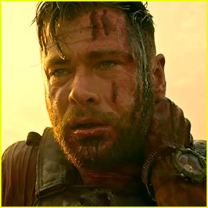 'Extraction 2' Teaser Trailer Reveals Chris Hemsworth's Tyler Rake Lives - Watch Now!