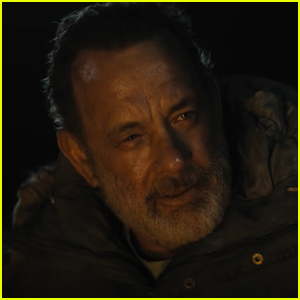 Tom Hanks Teams Up with a Dog & a Robot for the New Sci-Fi Movie 'Finch' - See the Trailer!