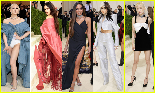 Anitta, CL, Kehlani, Rosé & Rosalía All Make Their First Met Gala Appearance!
