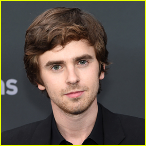 Freddie Highmore Is Married, Talks About His New Wife in 'Kimmel' Interview
