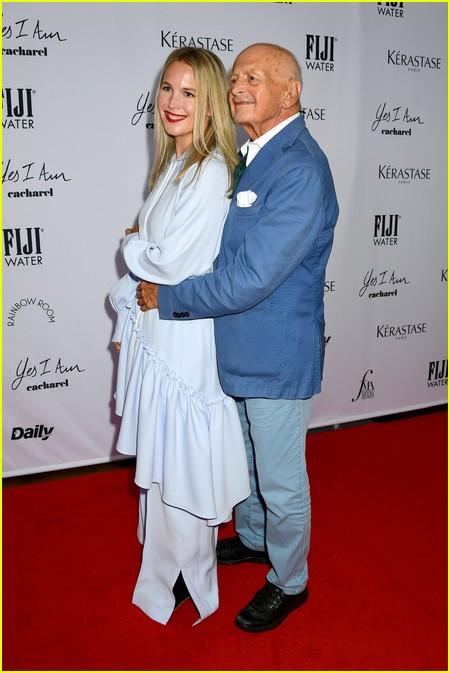 Arthur Elgort at The Daily Front Row Fashion Media Awards 2021