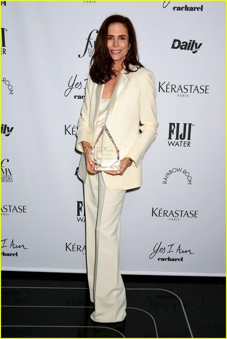 Cristina Ehrlich at The Daily Front Row Fashion Media Awards 2021