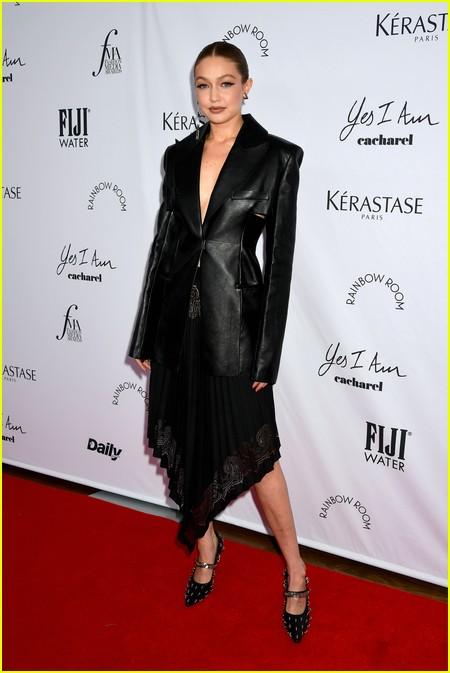 Gigi Hadid at The Daily Front Row Fashion Media Awards 2021