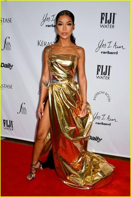 Jhene Aiko at The Daily Front Row Fashion Media Awards 2021
