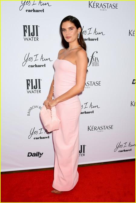 Sara Sampaio at The Daily Front Row Fashion Media Awards 2021