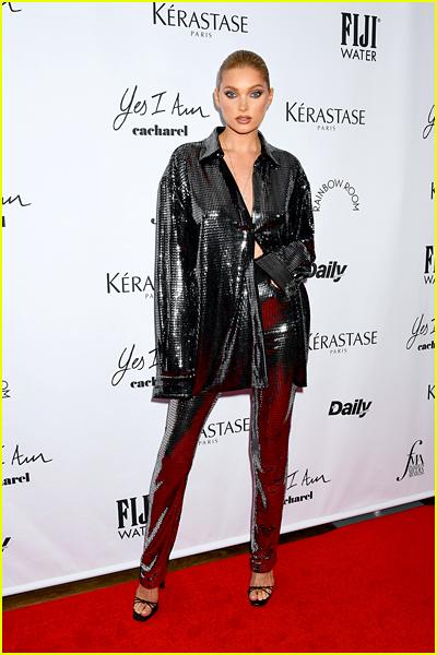 Elsa Hosk at The Daily Front Row Fashion Media Awards 2021
