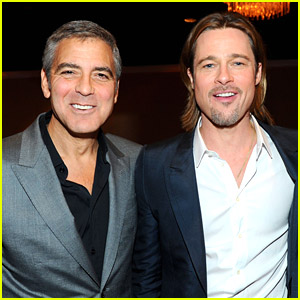 George Clooney & Brad Pitt's New Project Has Been Picked Up By Apple!