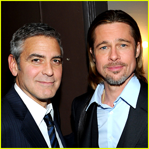 George Clooney & Brad Pitt to Star in New Thriller Movie, Huge Paydays Expected