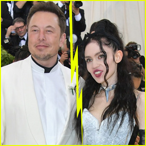 Grimes & Elon Musk Split After Three Years Together