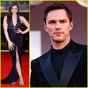Hailee Steinfeld, Nicholas Hoult, & More Young Hollywood Stars Take Over the Venice Red Carpet!