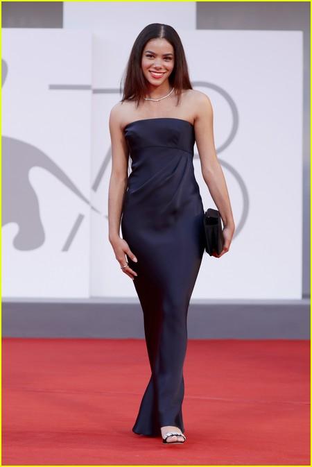 Antonia Gentry at the Venice Film Festival