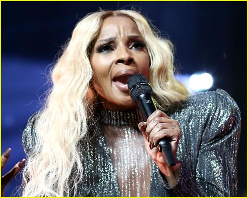 Mary J Blige photo