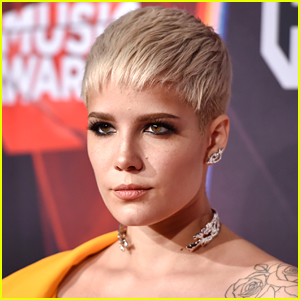 Halsey Shares First Photos of Baby Ender's Face!