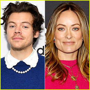 Harry Styles & Olivia Wilde Insider Reveals They Are 'Very Serious & Happy'