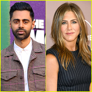 Hasan Minhaj Didn't Think 'The Morning Show' Co-Star Jennifer Aniston Liked Him After Filming Their First Scene Together