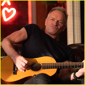 Here's How Sting Came To Guest Star on Hulu's 'Only Murders In The Building'