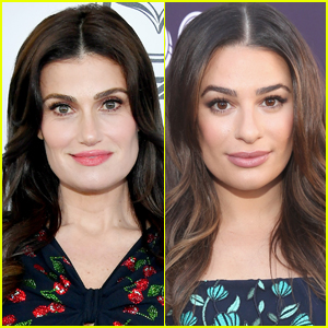 Idina Menzel Says She Should Have Played Lea Michele's Sister Instead Of Her Mom on 'Glee'