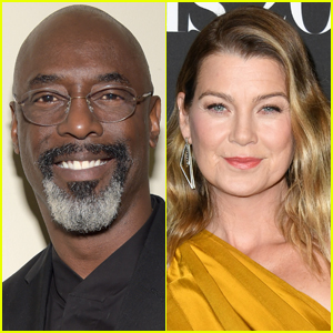 Isaiah Washington Claims Ellen Pompeo Was 'Uncomfortable' With Him Playing Her Love Interest on 'Grey's Anatomy'