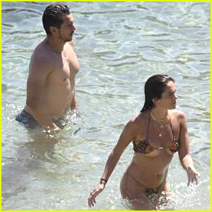 James Franco & Girlfriend