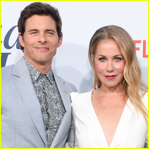 James Marsden Praises 'Dead to Me' Co-Star Christina Applegate Amid MS Battle