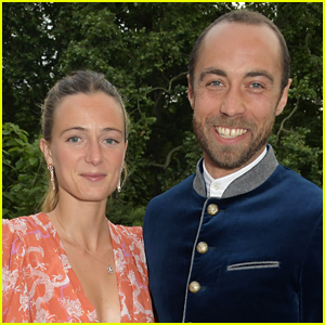 Kate Middleton's Younger Brother James Marries Alizee Thevenet!
