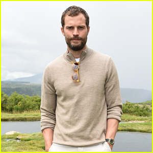 Jamie Dornan Appears at Telluride Film Festival for 'Belfast' Premiere with Kenneth Branagh!