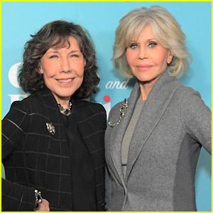 'Grace & Frankie' Stars Jane Fonda & Lily Tomlin Teaming Up For Movie 'Moving On'