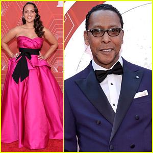 Jasmine Cephas Jones Joins Dad Ron Cephas Jones at Tony Awards 2020