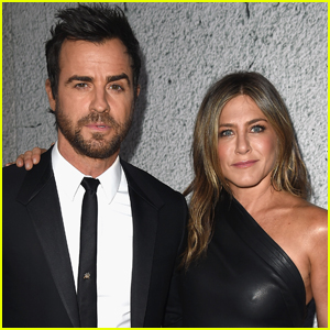 Jennifer Aniston Shouts Out Ex Justin Theroux in Supportive Instagram Message