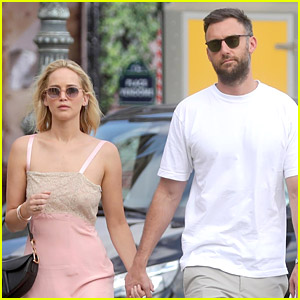 Jennifer Lawrence Is Pregnant; Expecting First Baby With Husband Cooke Maroney!
