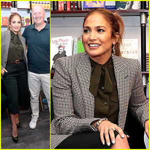 Jennifer Lopez Speaks To Latina Small Business Owners Ahead Of VMAs Appearance