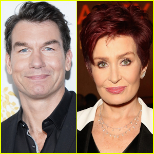 Jerry O'Connell Admits He Was 'A Little' Concerned Joining 'The Talk' After Sharon Osbourne's Controversial Exit