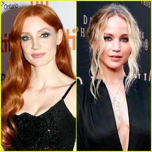 Jessica Chastain Reveals the Role She Turned Down, Which Went to Jennifer Lawrence