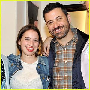 Jimmy Kimmel's Daughter Katie Kimmel Got Married This Weekend to Will Logsdon!