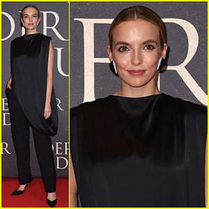 Jodie Comer Brings 'The Last Duel' To France With Ridley Scott