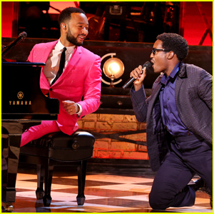 John Legend Joins the Cast of 'Aint' Too Proud' for Performance During Tony Awards 2020 - Watch Now!