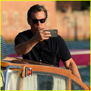 Josh Brolin Does Some Sightseeing in Venice After 'Dune' Premiere