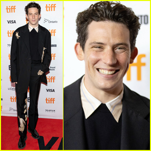 Josh O'Connor Attends TIFF 2021 Screening of His New Movie 'Mothering Sunday'