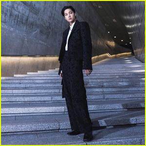 K-Pop Star KAI Is the Global Ambassador of Seoul Fashion Week 2022 Spring/Summer!
