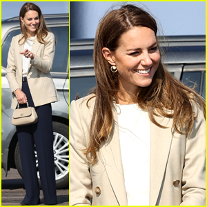 Duchess Kate Middleton Returns to Public Eye in First Official Outing in Months!
