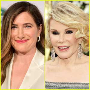 Kathryn Hahn to Play the Late Joan Rivers in Showtime Limited Series