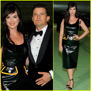 Katy Perry & Orlando Bloom Couple Up for Academy Museum of Motion Pictures Opening Gala