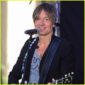Keith Urban Reveals He Was Also Rejected From a Reality Competition Show