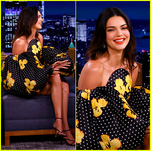 Kendall Jenner Talks All About Boyfriend Devin Booker During 'The Tonight Show' Appearance!