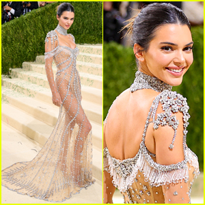 Kendall Jenner's Met Gala 2021 Look Compared to Iconic Audrey Hepburn Outfit From 'My Fair Lady'