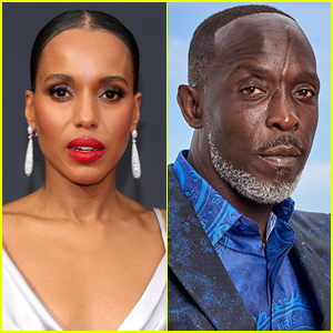 Kerry Washington Pays Tribute to Michael K. Williams at Emmy Awards 2021