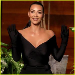 Kim Kardashian Reveals If She Plans on Having More Kids - Watch!