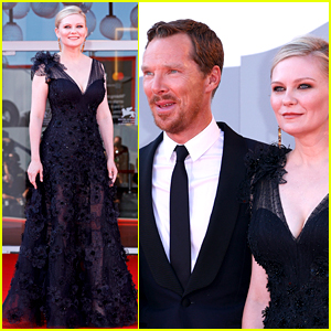 Kirsten Dunst Stuns at Venice Film Festvial as 'Power of the Dog' Builds Awards Buzz
